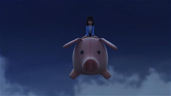 短編CGアニメ「東京コスモ」2