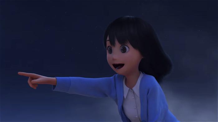 短編CGアニメ「東京コスモ」4