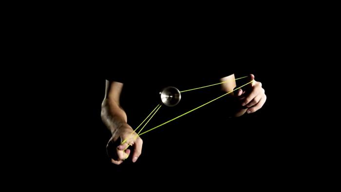 Andrew Hulterstrom「YoYo Perspective」1