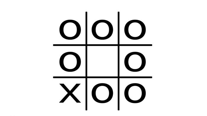 ○×ゲーム必勝パターン2