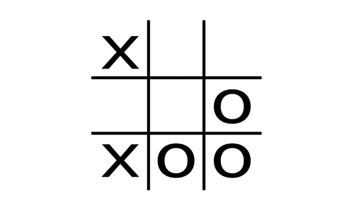 ○×ゲーム必勝パターン4