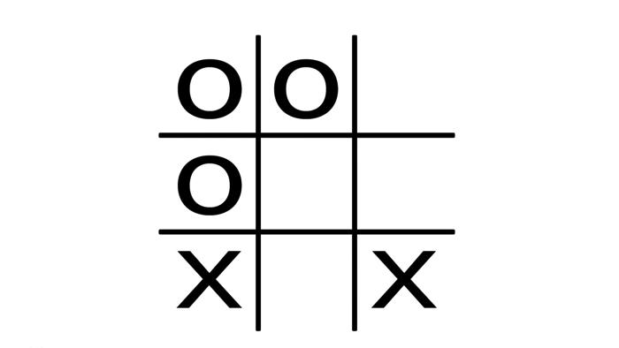 ○×ゲーム必勝パターン6