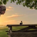 少女とちっちゃな少年パイロットの奮闘を描いた3D短編アニメ「SOAR」