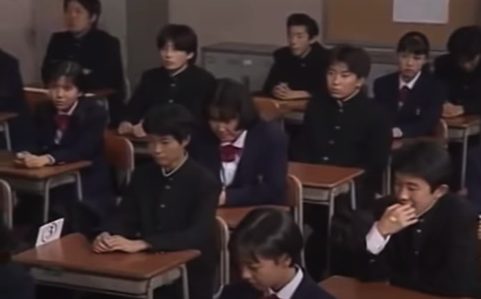 金八先生の生徒たち