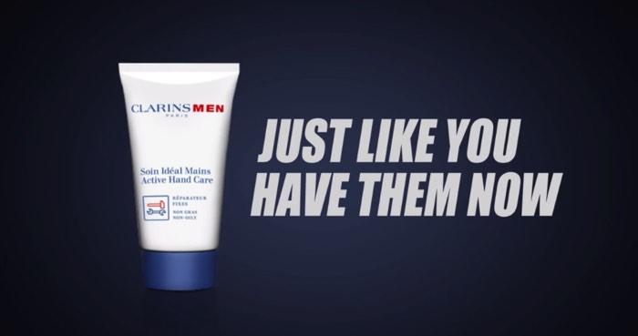 露クラランスの広告動画