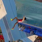 五輪競技の動きを絶妙につなぎ合わせた驚愕の動画