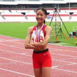 29年ぶりに新記録を樹立した韓国15歳の女の子、その爆走ぶりに驚き