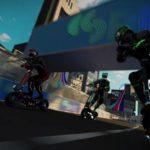 時速100キロまで加速!電動キックボードレース開幕へ、イメージ動画を公開